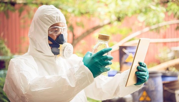 HSE Blog 13 - Hazardous Substances