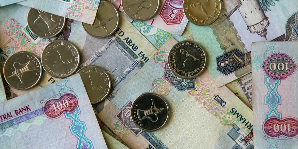 United Arab Emirates dirham